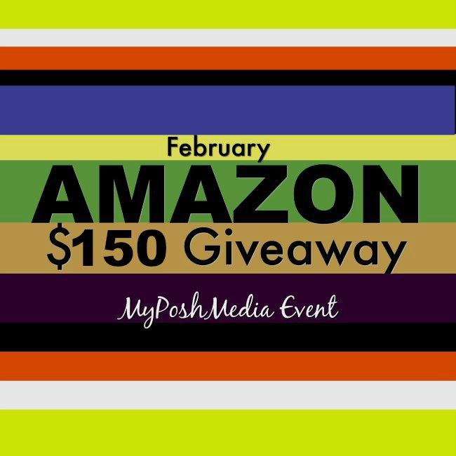 AMAZON-150-Giveaway-Event
