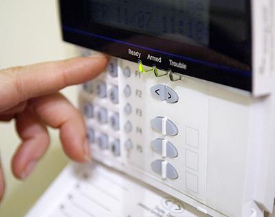 Home-Alarming-System