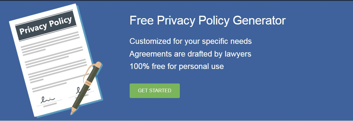 Privacy-Policy-Generator