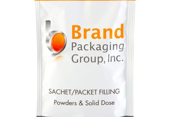 Powder Packets Packaging