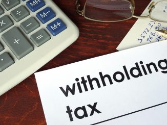 Understand What to Do About Withholding Tax in Accounting