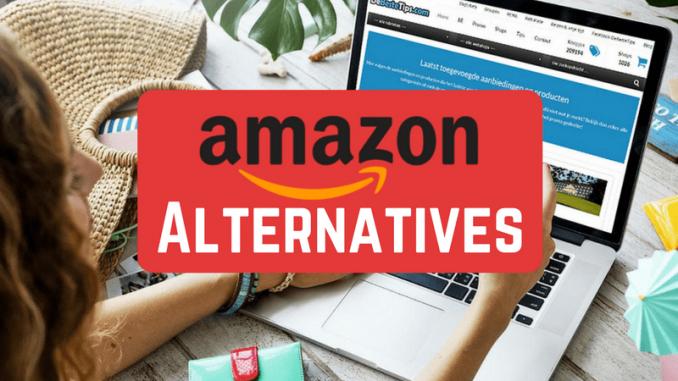 Top 5 Best Alternatives to Amazon